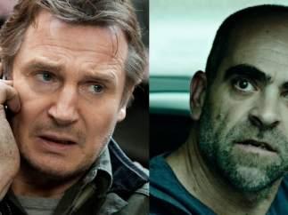 Liam Neeson y Luis Tosar