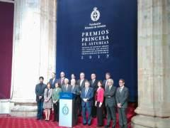 Jurado del Premio Princesa de Asturias de Comunicación y Humanidades 2017