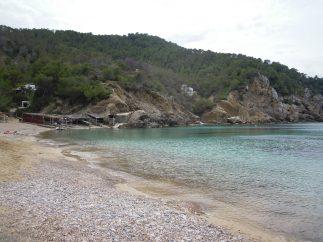 Cala de Benirràs, Sant Joan de Labritja (Ibiza)