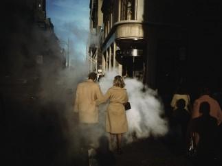 Camel coats, New York City, 1975