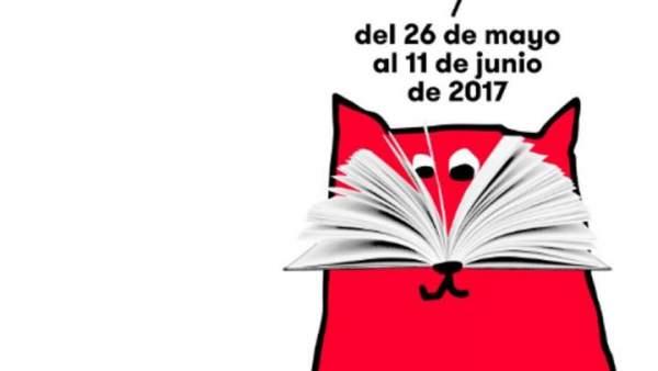 Cartel de la Feria del Libro