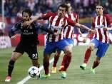 Isco ante el Atlético