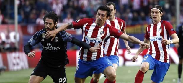 Supercopa de Europa 2018: las incógnitas del Real Madrid frente al once de gala del Atlético