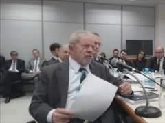 Lula da Silva, ante el juez