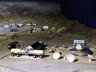 Base espacial China