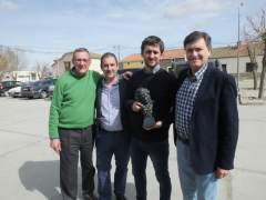 Segovia.- Arévalo, junto al presidente de la Diputación, entre otros