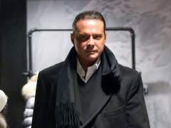 El cantante Luis Miguel