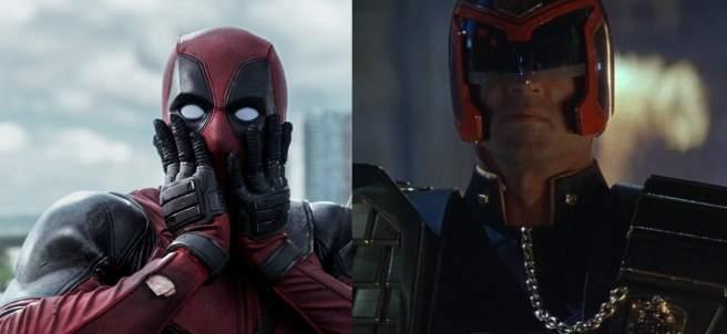 Deadpool y el Juez Dredd