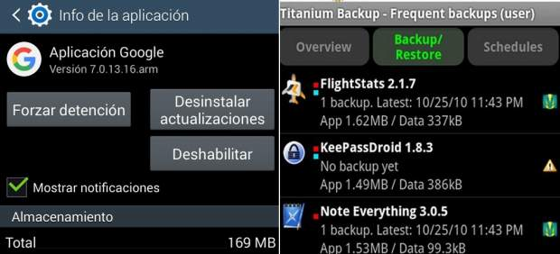 Uninstall apps factory