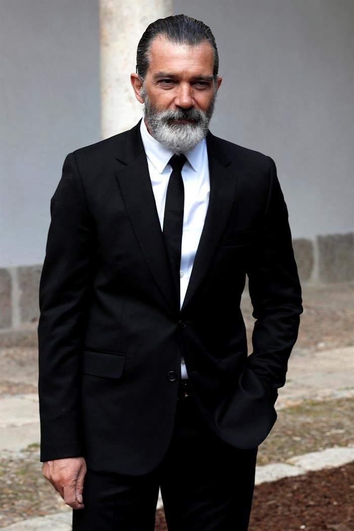 Antonio Banderas interpretará al fundador de la marca de ... Antonio Banderas