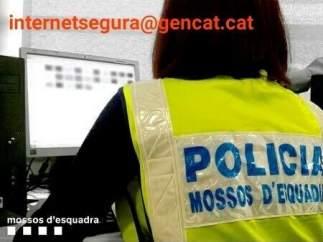 Mossos d'Esquadra Internet Segura