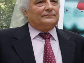 El escritor y periodista Raúl del Pozo