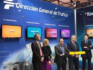 Presentación del nuevo modelo de la gestión de la movilidad de la DGT