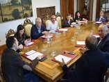 Junta de gobierno provincial da la Diputación de Lugo