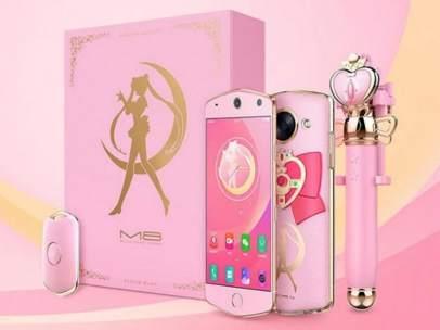 'Smartphone' de Sailor Moon