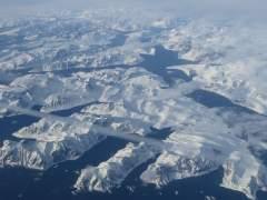 El glaciar ártico Negribreen se acelera