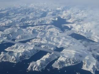 Isla de Spitsbergen