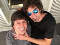 Dani Moreno y Pablo Ibáñez