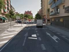 Avenida Alfonso XIII de Badalona
