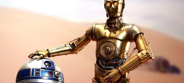 R2D2 y C3PO.