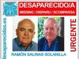 Desaparecido en Monzón, Huesca