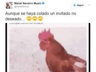 Tuit de Manel Navarro