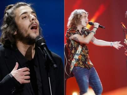 Portugal y España en Eurovisión