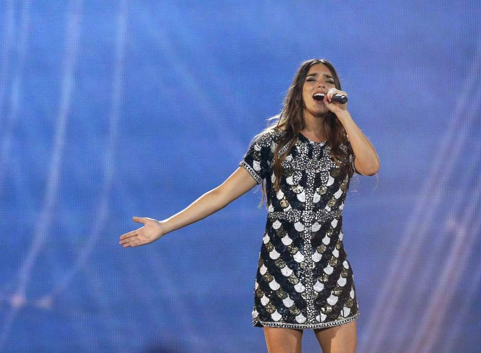 Alma. La cantante Alma fue la representante de Francia en el certamen de Eurovisión 2017.