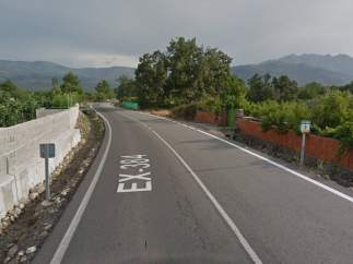 Carretera Ex-384