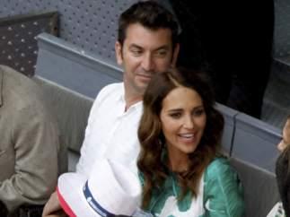 Famosos en el Open de Madrid, ¿'postureo' o afición?