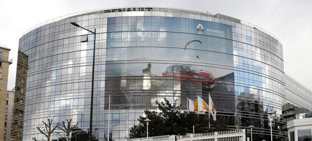 Sede de Renault