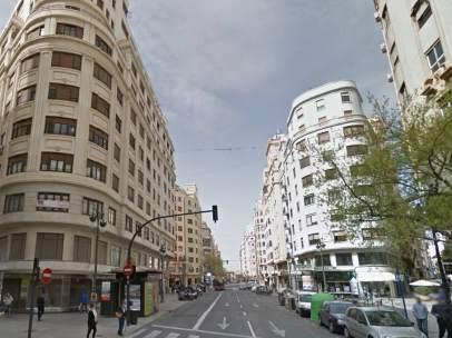 Avenida Barón de Cárcer de València