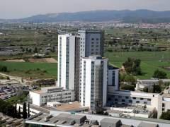 Imagen aérea del Hospital de Bellvitge
