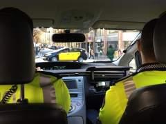 Guardia Urbana de Barcelona (ARCHIVO)