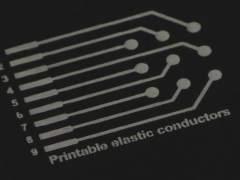 Nuevos conductores elásticos se estiran hasta 5 veces su longitud