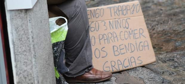 Pobreza en Madrid