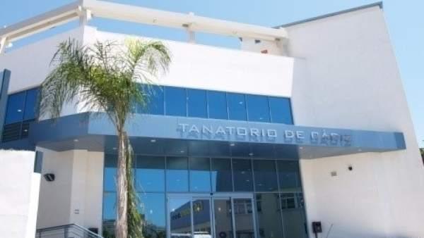 Tanatorio de ASV de Cádiz