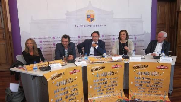 Presentación de Palencia Sonora