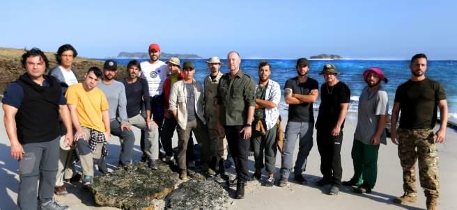 'La Isla'  en LaSexta con Pedro García Aguado