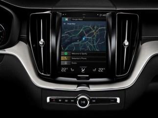 Sistema conectividad Volvo Cars