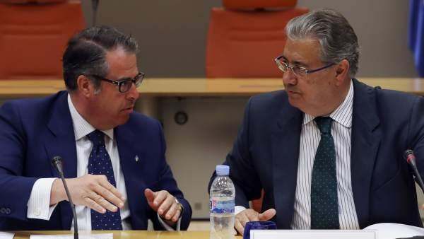 Juan Ignacio Zoido, Gregorio Serrano, DGT