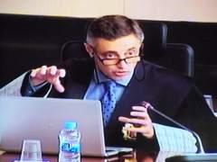 """El fiscal ve en el caso Palau """"una bandera que justifica cualquier atropello a la cartera"""""""