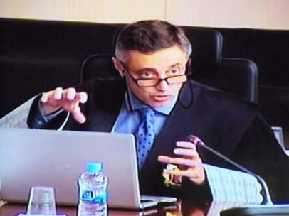 El fiscal Emilio Sánchez Ulled.