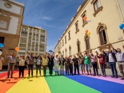 Celebración del Día Internacional contra la Homofobia y Transfobia