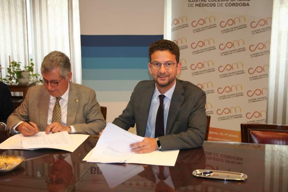 Bbva firma un convenio de colaboraci n con el colegio de for Pisos bbva malaga
