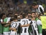 Gol de la Juventus