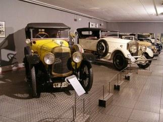 Museos de automóviles que puedes ver en España