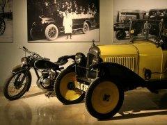 Museo de Coches Jardines de Sabatini