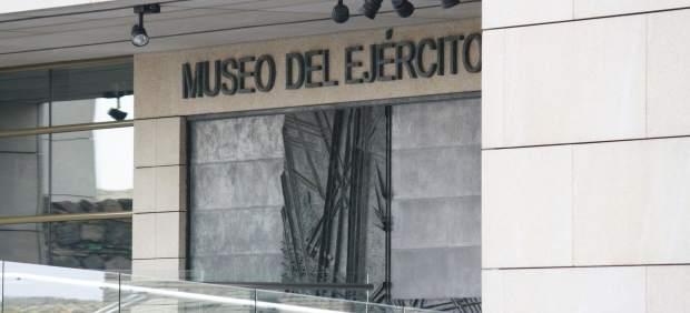 Museo del Ejército, Fachada