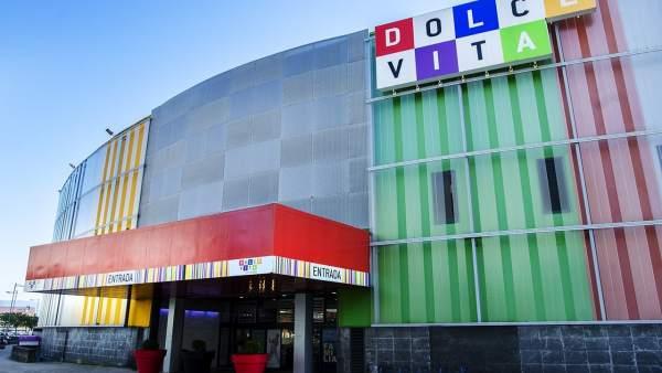 Centro Comercial Dolce Vita Odeón Narón